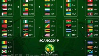 Photo of تصفيات أمم إفريقيا 2019: المنتخبات العربية تقترب أكثر من التأهل إلى الكان
