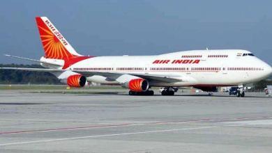 Photo of مضيفة جوية تسقط من طائرة تابعة للخطوط الهندية