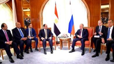 Photo of مباحثات ناجحة ومثمرة بين روسيا ومصر في قمة بوتين – السيسي