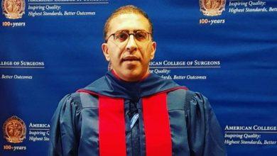 """Photo of المنظمة الأميريكية للجرّاحينتكرم """"طبيب تونسي """" .. كأحد أفضل الجرّاحين في العالم"""