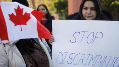 Photo of ارتفاع عدد جرائم الكراهية ضد المسلمين والسود في كندا