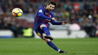 "Photo of "" ميسي "" أفضل هدافي "" الليجا "" .. بهدفه رقم 400 في مباراة برشلونة و إيبار"