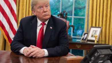 """Photo of """" ترامب """" يعتذر عن حضور منتدى """" دافوس """" بسبب الديموقراطيين والإغلاق الحكومي"""