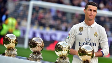 Photo of أسطورة كرة القدم العالمية .. النجم البرتغالي الأشهر يحتفل بعيد ميلاده
