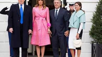 """Photo of في عيد الحب :ميلانيا ترامب تطلق حملة """"كن الأفضل"""" .. وتزور أطفالًا مرضى"""