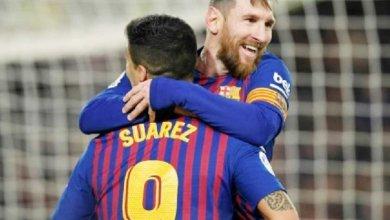 Photo of برشلونة يتعادل مع فالنسيا بهدفي ميسي 2-2