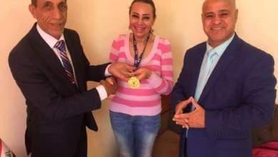 Photo of منال عبد القوي تفوز بجائزة أفضل شخصية ثقافية عربية في 2018