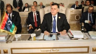 Photo of رئيس المجلس الرئاسي الليبي: التدخلات الخارجية أشعلت الأزمة في بلادنا