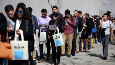Photo of انخفاض في عدد طلبات إعانة البطالة الأميركية