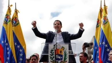 Photo of جوايدو يدعو إلى احتجاجات للضغط على مادورو لتقديم استقالته