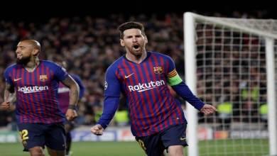 Photo of هاتريك الساحر ميسي يضع برشلونة على صدارة الليجا وحيدا بعد الفوز على بيتيس 4-1