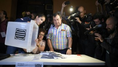 Photo of قرية إسبانية تنتهي من التصويت بالانتخابات العامة في 47 ثانية