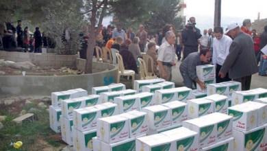 Photo of لجنة الإغاثة باتحاد الأطباء العرب تطلق مشروع السلة الغذائية