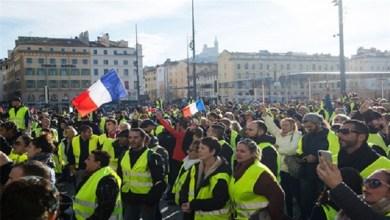 """Photo of """"السترات الصفراء"""" تواصل احتجاجاتها في فرنسا للأسبوع 22 على التوالي"""