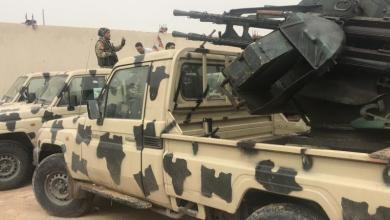 Photo of قوات حفتر تؤكد سيطرتها على مطار طرابلس الدولي