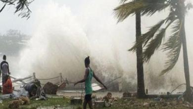 """Photo of 700 ألف شخص في موزمبيق معرضون للخطر بسبب إعصار """"كينيث"""""""