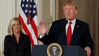 Photo of ترامب يعلن استقالة وزيرة الأمن الداخلي الأميركي كيرستين نيلسن