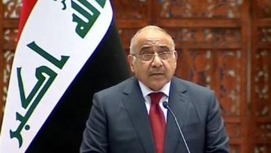 Photo of ائتلاف دولة القانون ينفي سعيه لإسقاط حكومة رئيس الوزراء العراقي