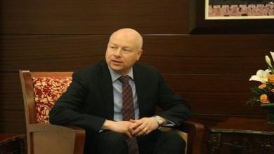 Photo of جرينبلات: لا وجود لفكرة الكونفدرالية بين الأردن وإسرائيل وفلسطين بخطة السلام