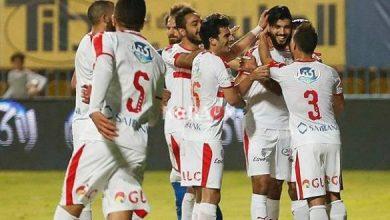 Photo of الزمالك يتأهل إلى نصف نهائي الكونفيدرالية بفوزه على حسنية أغادير المغربي
