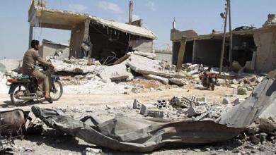 Photo of منظمات الإغاثة تعلق أنشطتها في مناطق التصعيد بإدلب السورية