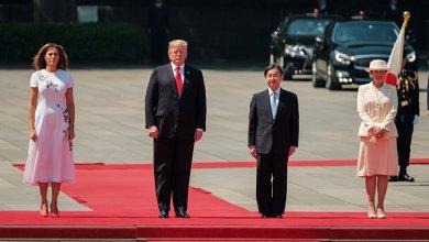 Photo of ترامب يلتقي الإمبراطور الياباني الجديد في القصر الإمبراطوري