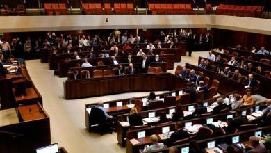 "Photo of المصادقة على قانون حل ""الكنيست"" من لجنة إسرائيلية مختصة"