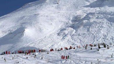 Photo of مصرع سبعة سياح في انهيار جليدي في جبال ألتاي بروسيا