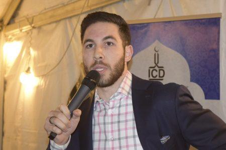 عبد الله حمود النائب في مجلس ميشيغان التشريعي