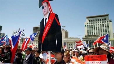 Photo of الآلاف في منغوليا يطالبون بتنحي الحكومة بسبب الفساد