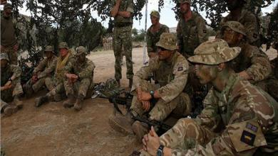 Photo of تقارير: بريطانيا أرسلت قوات خاصة للشرق الأوسط