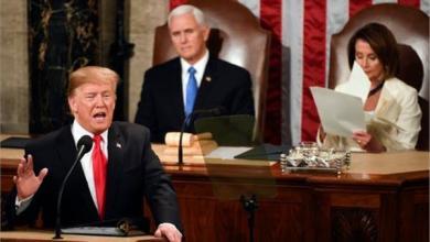Photo of ترامب يهاجم مجلس النواب.. وبيلوسي: أُصلّي لأجله وآمل أن تتدخل عائلته لمصلحة البلاد