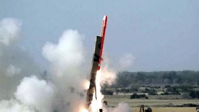 Photo of باكستان تختبر بنجاح صاروخ باليستي قادر على حمل رؤوس نووية