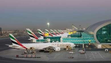 Photo of عودة الحركة بمطار دبي لطبيعتها بعد سقوط طائرة صغيرة