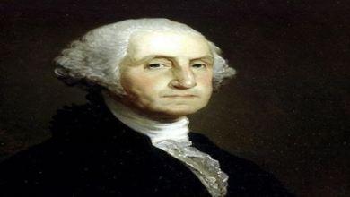 "Photo of لوحتان للرئيس جورج واشنطن تسببان ""أذى نفسي"" لطلاب مدرسة ثانوية"