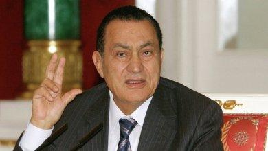 Photo of مبارك: نتنياهو طالبني بمنح الفلسطينيين جزءًا من سيناء فهددته بالحرب