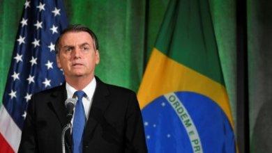 Photo of الرئيس البرازيلي يتهم الادعاء العام في البلاد باستهدافه عن طريق نجله