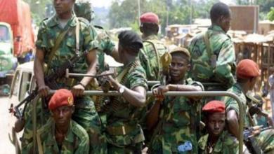 Photo of مصرع أكثر من 30 شخصا خلال هجمات مسلحة بأفريقيا الوسطى