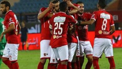 Photo of الأهلي يعود لصدارة الدوري المصري بفوز صعب على الجيش