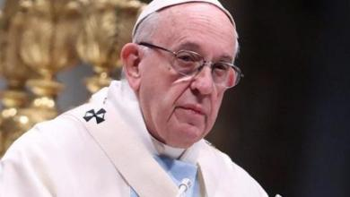 Photo of البابا فرنسيس يدعو للسلام والحوار في السودان