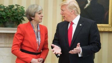 Photo of الرئيس الأمريكي: سنبرم اتفاقًا تجاريًا كبيرًا مع بريطانيا