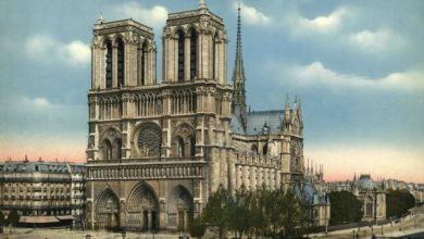 Photo of كاتدرائية نوتردام في باريس تترقب أول قداس بعد شهرين على الحريق