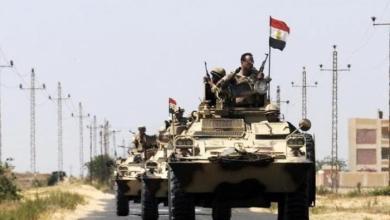 Photo of قوات الأمن المصرية تتصدى لهجوم إرهابي على أحد أكمنة شمال سيناء