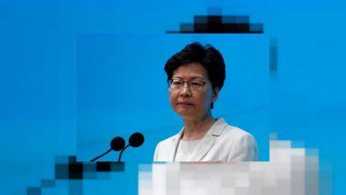 Photo of في تحول سياسي كبير.. زعيمة هونج كونج تعتذر مجددًا بعد احتجاجات عنيفة