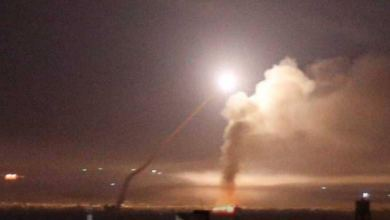 Photo of هجوم صاروخي إسرائيلي على دمشق وحمص يسفر عن مصرع 4 أشخاص