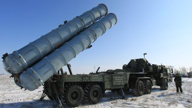 "Photo of روسيا تورد الدفعة الأولى من صواريخ ""إس-400"" إلى تركيا الشهر المقبل"