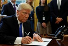 Photo of ترامب يدفع تعويضات لجمعيات خيرية في قضية اختلاس