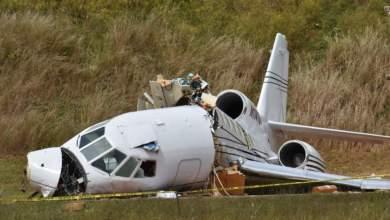 Photo of تحطم طائرة كانت تقل عددًا من موظفي الرئاسة في الكونغو