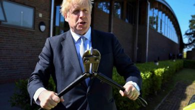 "Photo of رئيس الوزراء البريطاني مهدد بالسجن بسبب ""بريكست"""