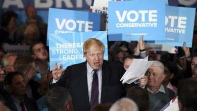 Photo of جونسون يلغي حملته الانتخابية على خلفية حادث الطعن بلندن